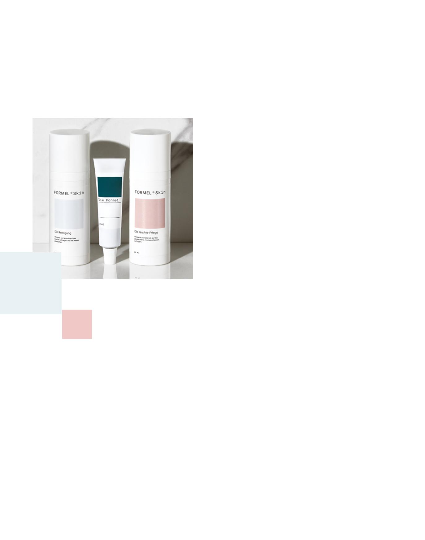 Medizinische Hautpflege bei [Mitesser] [Akne] [Pigmentflecken] [Rosazea] [reifer Haut]